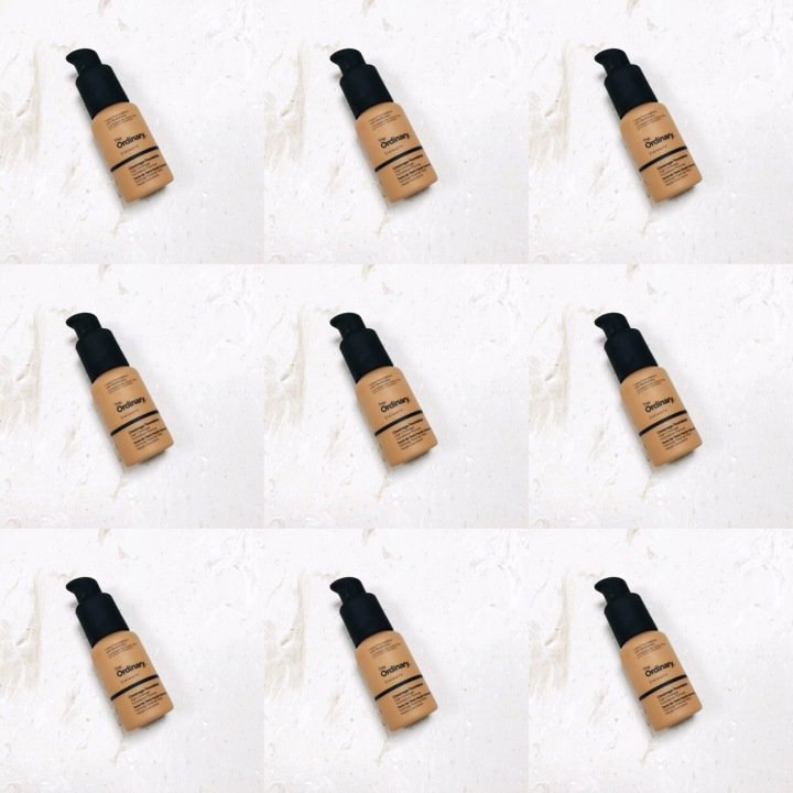 Anything but The Ordinary? – The Ordinary's sold out high Coverage foundation review